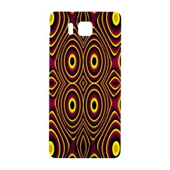 Vibrant Pattern Samsung Galaxy Alpha Hardshell Back Case