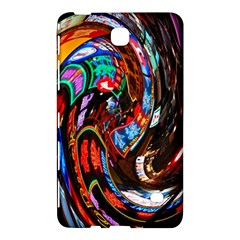 Abstract Chinese Inspired Background Samsung Galaxy Tab 4 (8 ) Hardshell Case  by Simbadda
