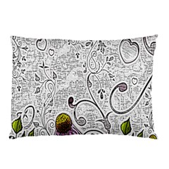 Abstract Pattern Pillow Case (two Sides) by Simbadda