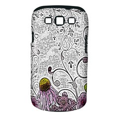 Abstract Pattern Samsung Galaxy S Iii Classic Hardshell Case (pc+silicone) by Simbadda