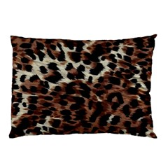 Background Fabric Animal Motifs Pillow Case (two Sides) by Simbadda