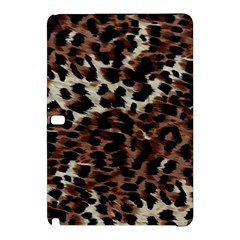 Background Fabric Animal Motifs Samsung Galaxy Tab Pro 12 2 Hardshell Case by Simbadda
