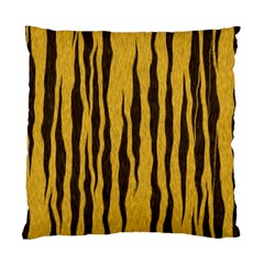 Seamless Fur Pattern Standard Cushion Case (two Sides) by Simbadda