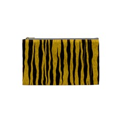 Seamless Fur Pattern Cosmetic Bag (small)  by Simbadda