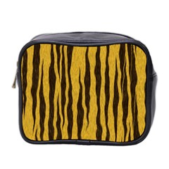 Seamless Fur Pattern Mini Toiletries Bag 2 Side by Simbadda