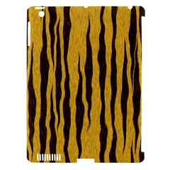 Seamless Fur Pattern Apple Ipad 3/4 Hardshell Case (compatible With Smart Cover) by Simbadda