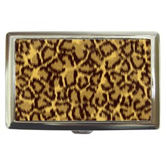Seamless Animal Fur Pattern Cigarette Money Cases