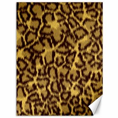 Seamless Animal Fur Pattern Canvas 36  X 48   by Simbadda