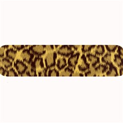 Seamless Animal Fur Pattern Large Bar Mats by Simbadda