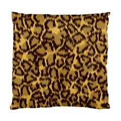 Seamless Animal Fur Pattern Standard Cushion Case (two Sides) by Simbadda