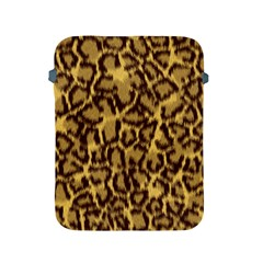 Seamless Animal Fur Pattern Apple Ipad 2/3/4 Protective Soft Cases