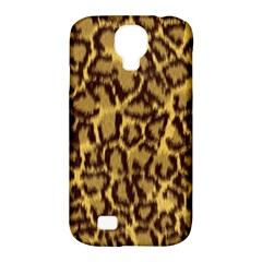 Seamless Animal Fur Pattern Samsung Galaxy S4 Classic Hardshell Case (pc+silicone)
