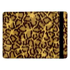 Seamless Animal Fur Pattern Samsung Galaxy Tab Pro 12 2  Flip Case by Simbadda