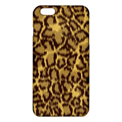 Seamless Animal Fur Pattern Iphone 6 Plus/6s Plus Tpu Case by Simbadda
