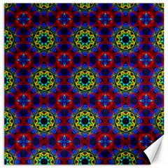 Abstract Pattern Wallpaper Canvas 16  X 16   by Simbadda