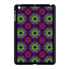 Abstract Pattern Wallpaper Apple Ipad Mini Case (black) by Simbadda