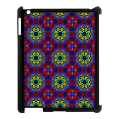 Abstract Pattern Wallpaper Apple Ipad 3/4 Case (black) by Simbadda