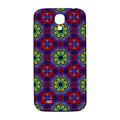 Abstract Pattern Wallpaper Samsung Galaxy S4 I9500/i9505  Hardshell Back Case