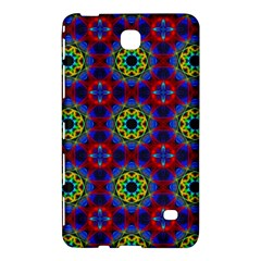 Abstract Pattern Wallpaper Samsung Galaxy Tab 4 (8 ) Hardshell Case  by Simbadda