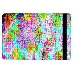 Bright Rainbow Background Ipad Air Flip by Simbadda