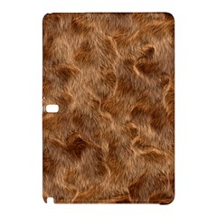 Brown Seamless Animal Fur Pattern Samsung Galaxy Tab Pro 12 2 Hardshell Case