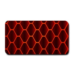 Snake Abstract Pattern Medium Bar Mats by Simbadda