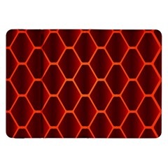 Snake Abstract Pattern Samsung Galaxy Tab 8 9  P7300 Flip Case