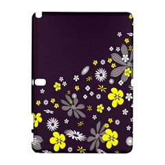 Vintage Retro Floral Flowers Wallpaper Pattern Background Galaxy Note 1 by Simbadda