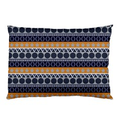 Abstract Elegant Background Pattern Pillow Case by Simbadda