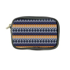 Abstract Elegant Background Pattern Coin Purse by Simbadda