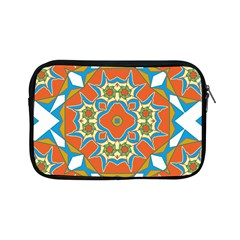 Digital Computer Graphic Geometric Kaleidoscope Apple Ipad Mini Zipper Cases