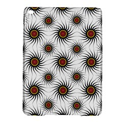 Pearly Pattern Half Tone Background Ipad Air 2 Hardshell Cases