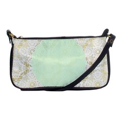 Seamless Abstract Background Pattern Shoulder Clutch Bags by Simbadda