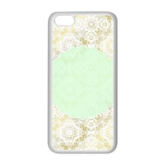 Seamless Abstract Background Pattern Apple Iphone 5c Seamless Case (white) by Simbadda