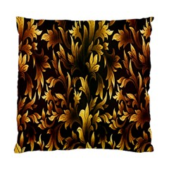 Loral Vintage Pattern Background Standard Cushion Case (two Sides) by Simbadda