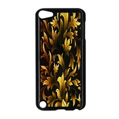 Loral Vintage Pattern Background Apple Ipod Touch 5 Case (black)