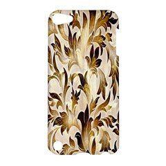 Floral Vintage Pattern Background Apple Ipod Touch 5 Hardshell Case by Simbadda