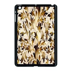 Floral Vintage Pattern Background Apple Ipad Mini Case (black) by Simbadda