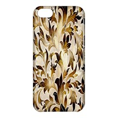Floral Vintage Pattern Background Apple Iphone 5c Hardshell Case by Simbadda