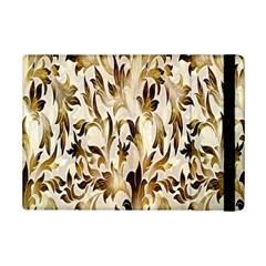 Floral Vintage Pattern Background Ipad Mini 2 Flip Cases by Simbadda