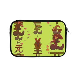 Set Of Monetary Symbols Apple Macbook Pro 13  Zipper Case by Amaryn4rt