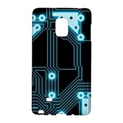 A Completely Seamless Background Design Circuitry Galaxy Note Edge by Amaryn4rt