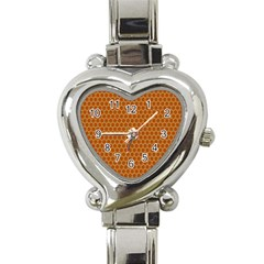 The Lonely Bee Heart Italian Charm Watch by Amaryn4rt