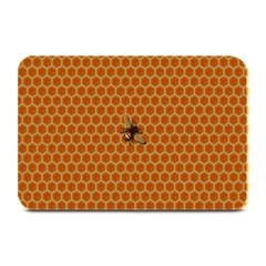 The Lonely Bee Plate Mats by Amaryn4rt