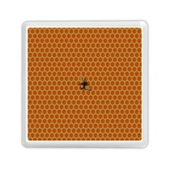 The Lonely Bee Memory Card Reader (square)  by Amaryn4rt
