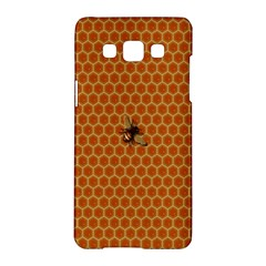 The Lonely Bee Samsung Galaxy A5 Hardshell Case  by Amaryn4rt