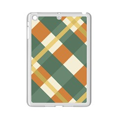 Autumn Plaid Ipad Mini 2 Enamel Coated Cases