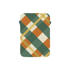 Autumn Plaid Apple Ipad Mini Protective Soft Cases by Alisyart