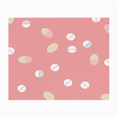 Drug Pink Small Glasses Cloth by Alisyart