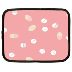 Drug Pink Netbook Case (xxl)